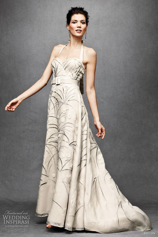 anthropologie bhldn wedding dresses