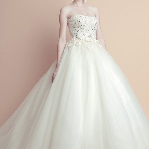 ball gown wedding dress oliver tolentino