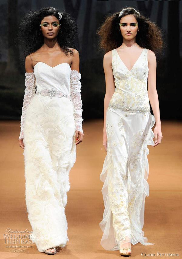 claire pettibone bridal spring 2011 - Delfina and Dandelion wedding dress
