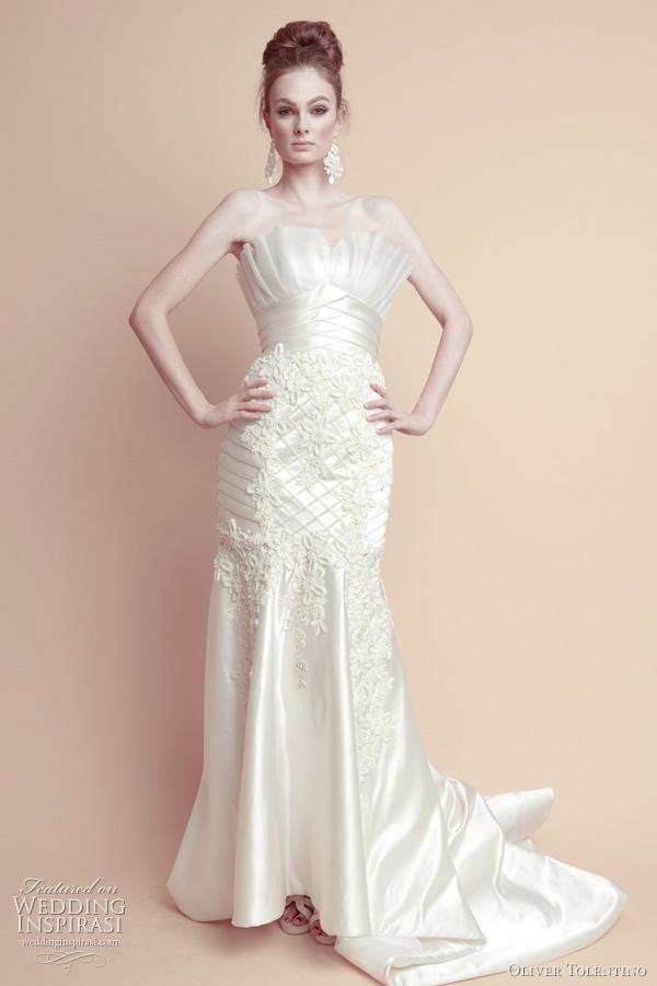 Oliver Tolentino Wedding Dresses Wedding Inspirasi