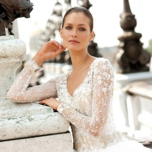 cymbeline hanae mori bridal 2011