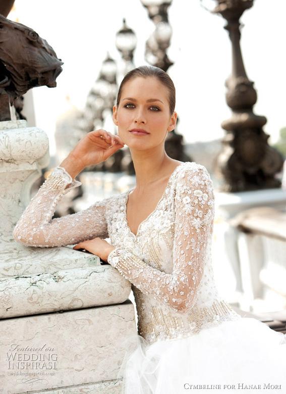 Indiana Wedding Dresses 38 Cute Cymbeline for Hanae Mori