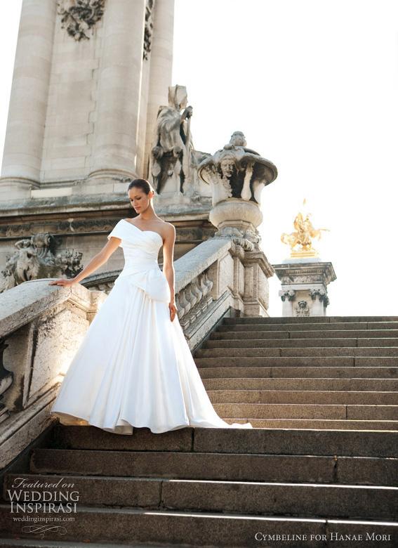 Indiana Wedding Dresses 1 Perfect hanae mori wedding dress