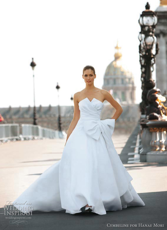 Indiana Wedding Dresses 0 Popular hanae mori wedding dresses