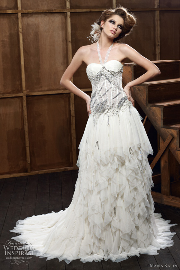 maria karin wedding dresses 2011