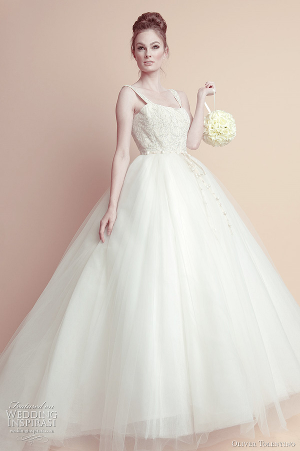 Oliver Tolentino Wedding Dresses | Wedding Inspirasi