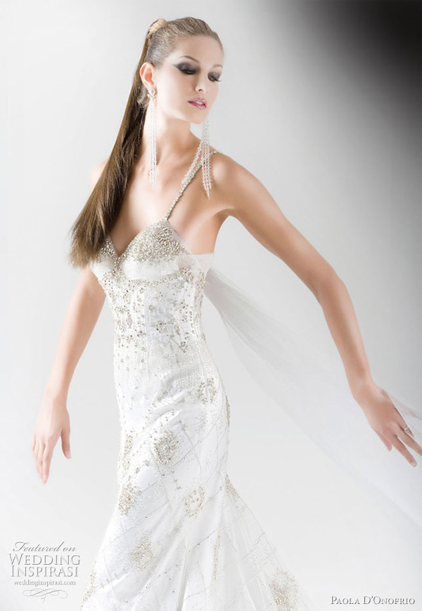 paola d onofrio wedding dress