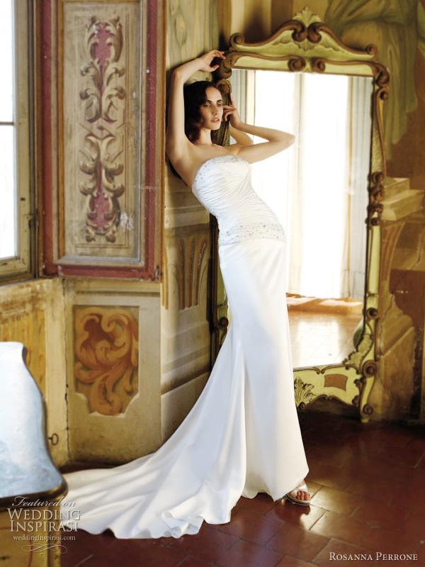 rosanna perrone wedding dresses 2011 - mimosa