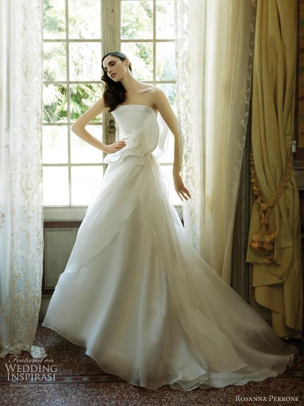 rosanna perrone wedding dresses Orchidea