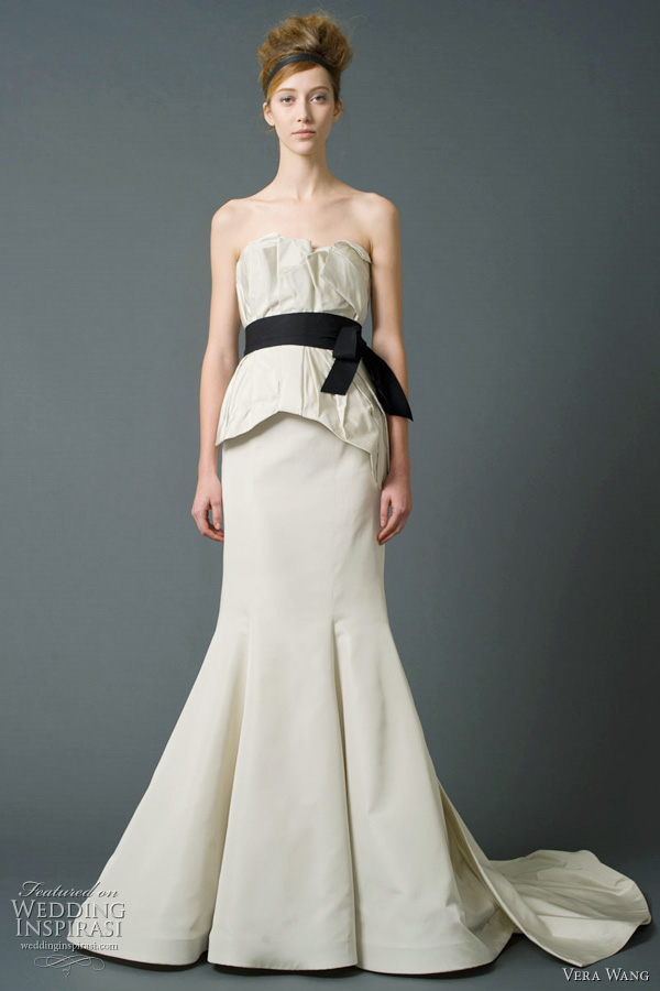 vera wang bridal fall 2011 collection