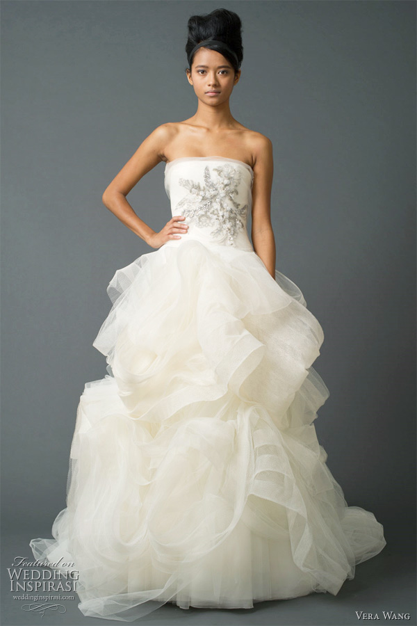Vera Wang Wedding Dresses Fall 2011 Bridal Collection | Wedding ...