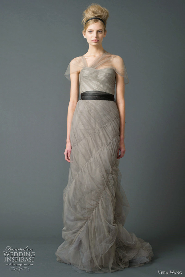 vera wang wedding dresses fall 2011