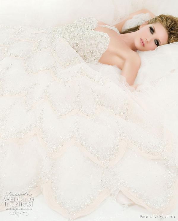 vestito da sposa paola donofrio