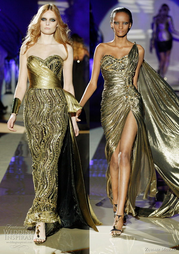 zuhair murad spring summer 2011 collection