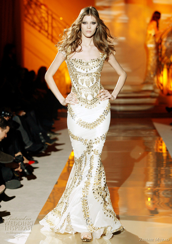 Zuhair Murad Spring Summer 2011 Couture Wedding Inspirasi