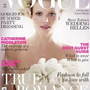 bruce oldfield lara stone wedding dress vogue