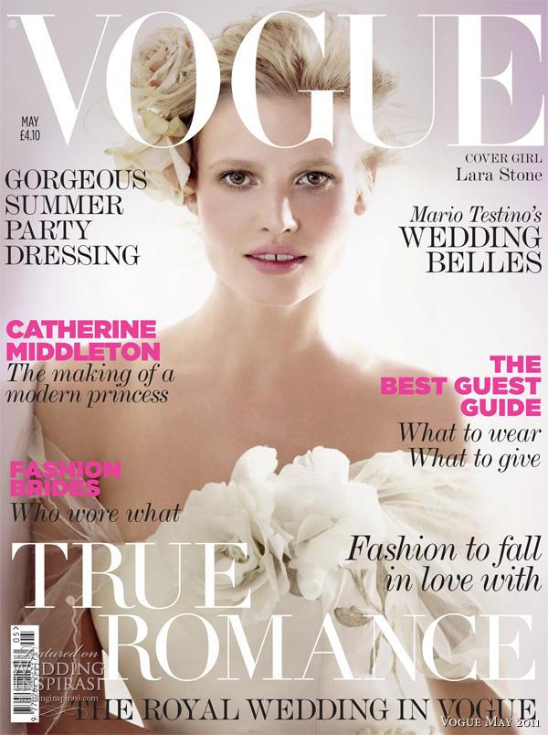 The Royal Wedding Issue Vogue May 2017 Inspirasi