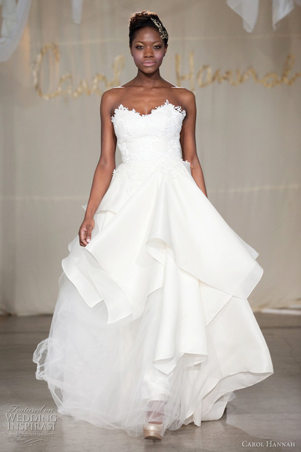 carol hannah wedding dress 2012 -  Birch
