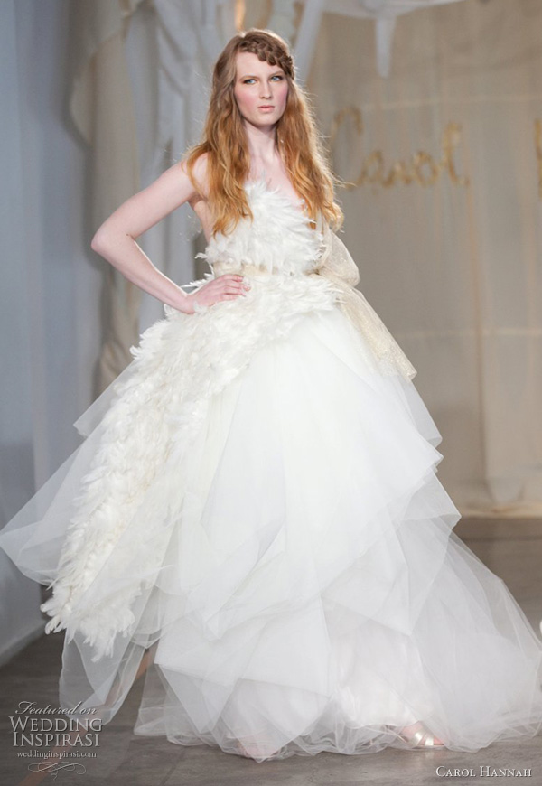 Carol Hannah Wedding Dresses Spring 2012 | Wedding Inspirasi