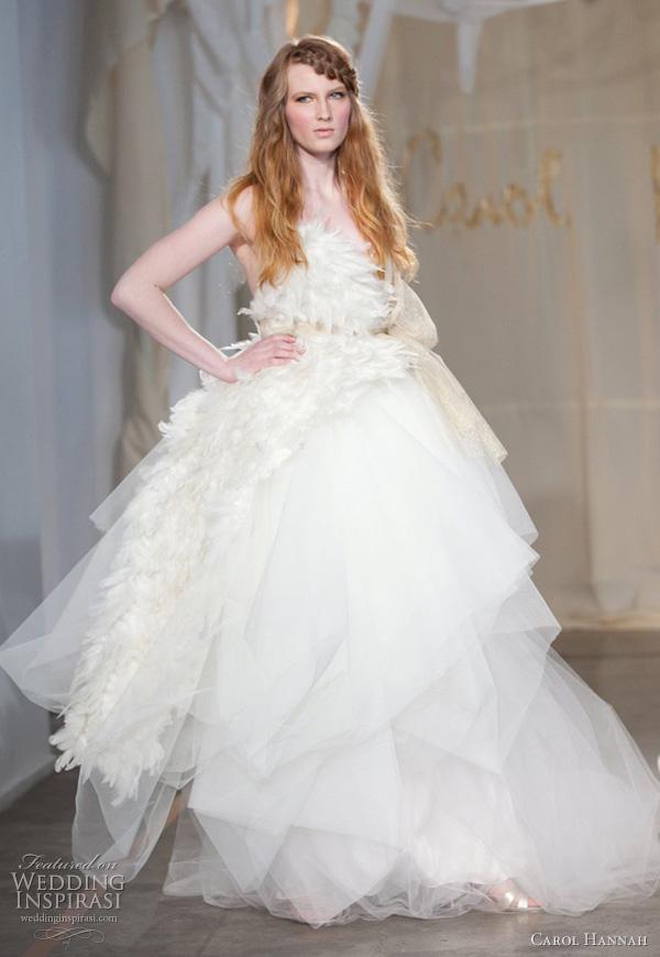 Carol Hannah Whitfield Spring 2017 Angel Oak Wedding Dress