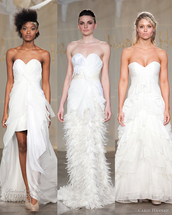 carol hannah whitfield wedding dress 2012 - Juniper, Hemlock, Bayberry