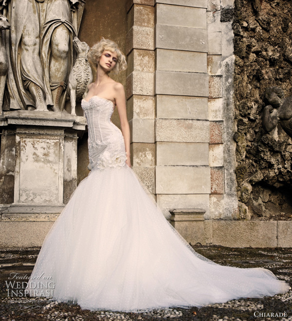 chiarade sposa 2011 wedding dress