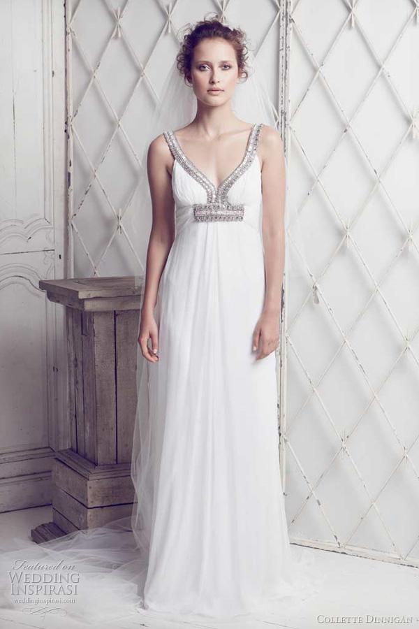 One Shoulder Beach Wedding Dress 10 Cool collette dinnigan bridal australian