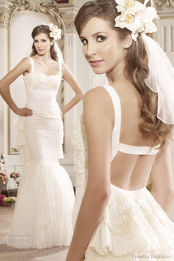 cosmina englizian wedding dress - Gelinlik Modelleri