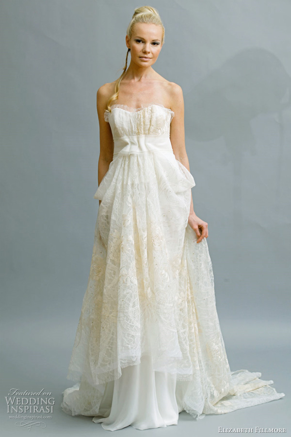 8f6df554637 Elizabeth Fillmore Bridal 2011 Wedding Dresses