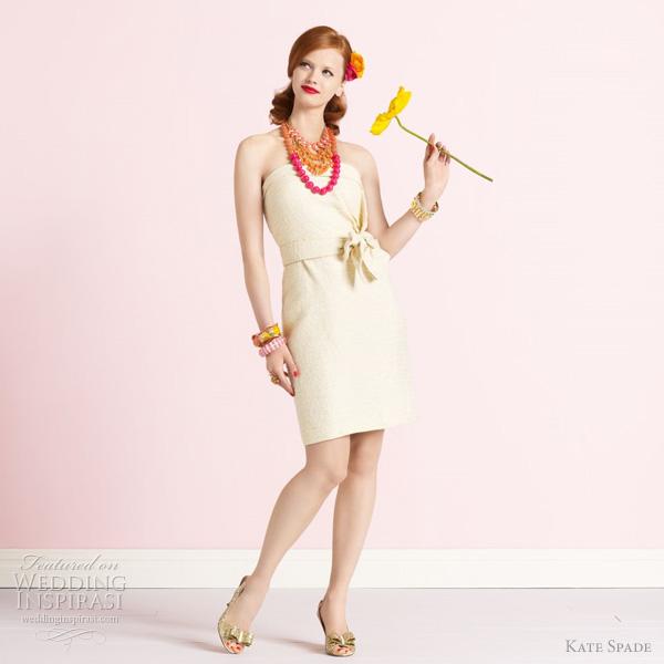 Kate Spade Short Wedding Dresses   Wedding Inspirasi