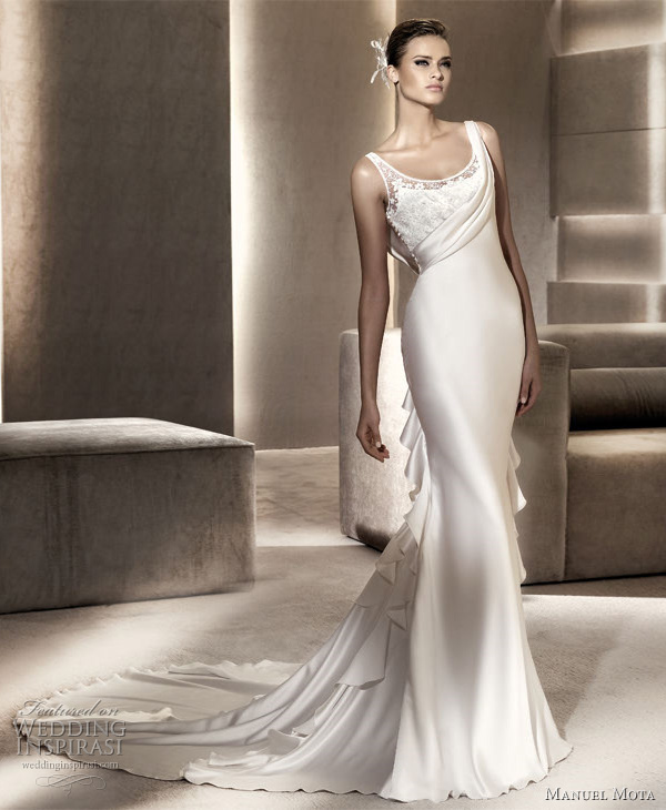 Manuel Mota 2012 Wedding Dresses | Wedding Inspirasi