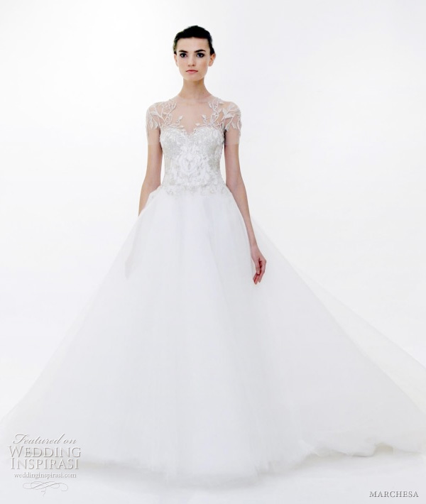 Marchesa wedding dresses spring 2012 wedding inspirasi for Marchesa wedding dresses prices