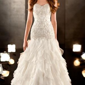 martina liana 332 wedding dress
