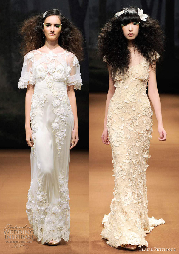 Will Kate Middleton wear a Claire Pettibone wedding dress? Royal Wedding dress watch continues