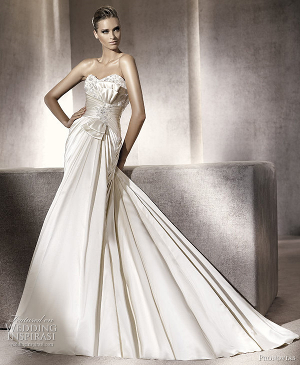 pronovias palermo 2012 bridal gowns