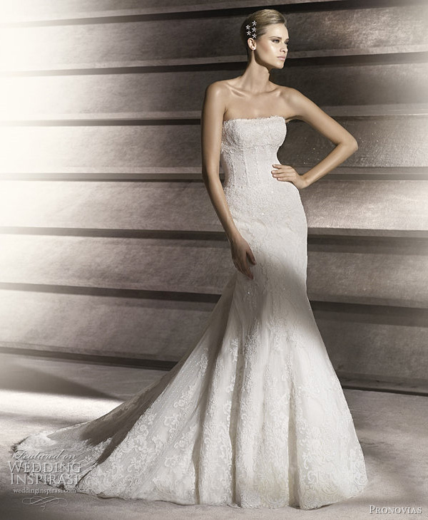 pronovias wedding dress 2012 patricia