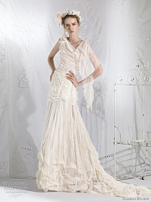 raimon bundo wedding dresses - Maranta bridal gown