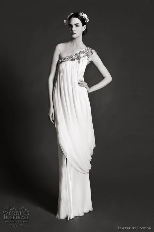 temperley london wedidng dresses 2011