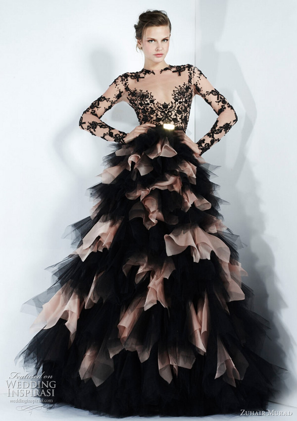 zuhair murad fall winter 2011
