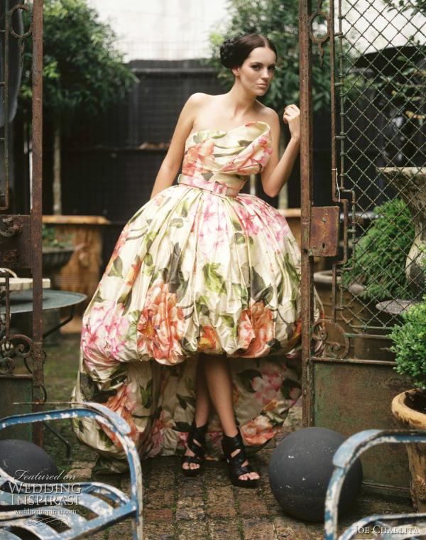 Joe Challita Couture Wedding Dresses 2011 Inspirasi