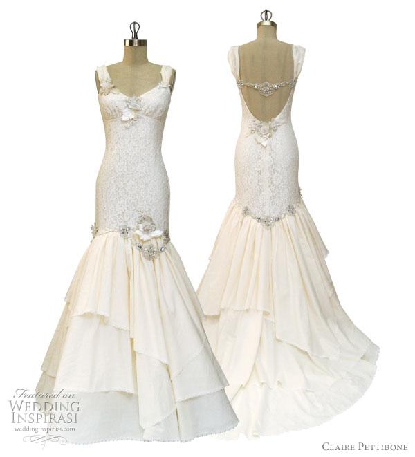 claire pettibone fall 2011 emmeline wedding dress