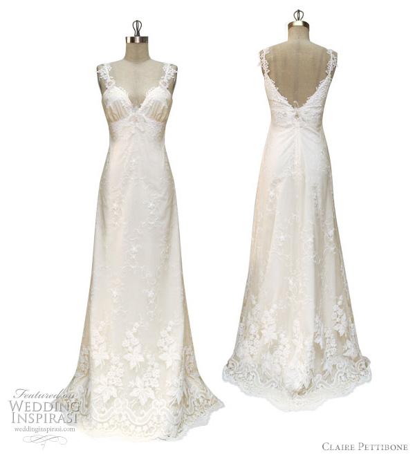 claire pettibone wedding dresses 2012 constance
