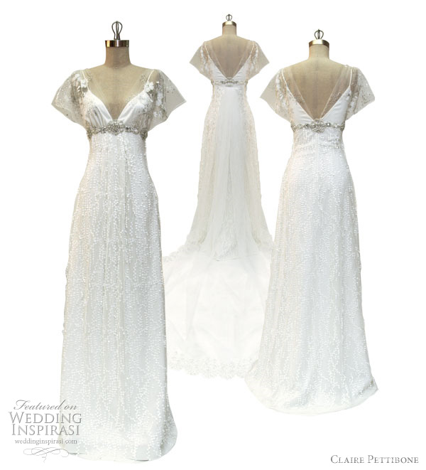 Claire Pettibone Wedding Gowns: Claire Pettibone Wedding Dresses Fall/Winter 2011-2012