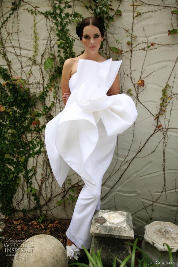 Joe Challita Couture Wedding Dresses 2011 | Wedding Inspirasi
