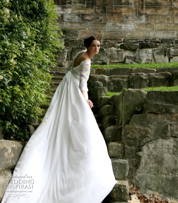Joe Challita Couture Wedding Dresses 2011 Wedding Inspirasi