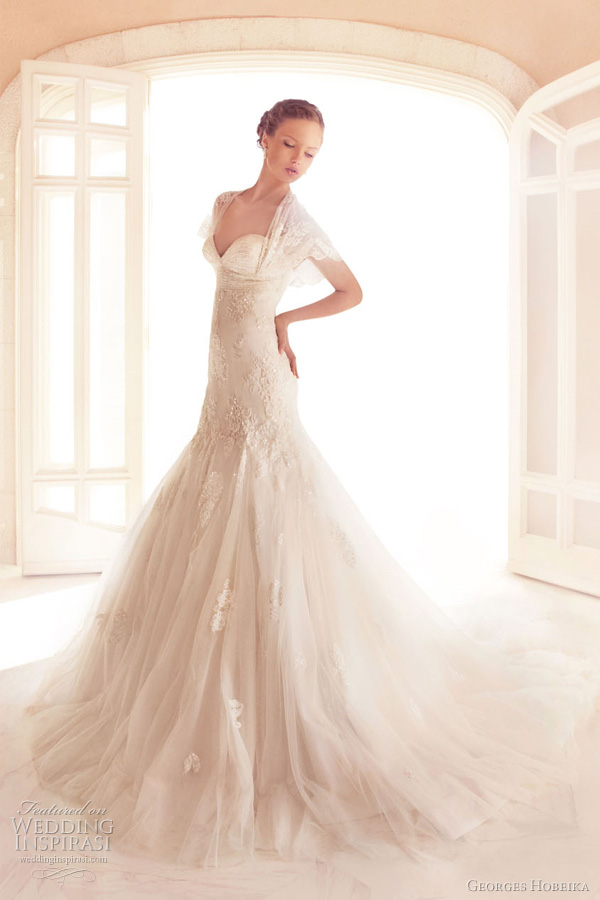 georges hobeika wedding gowns 2011 More beautiful wedding dresses after the