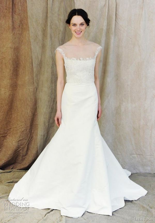 Lela Rose Wedding Dresses Fall Winter 2011 2012
