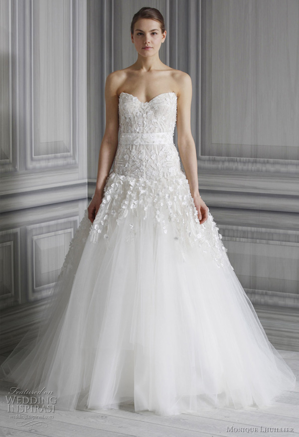 monique lhuillier spring 2012 aphrodite wedding dress
