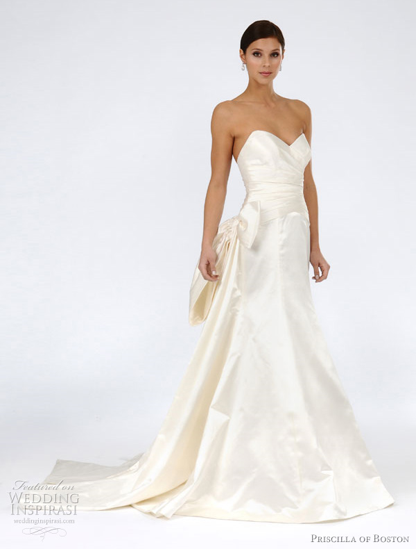 Bridal Gowns Boston : Priscilla of boston bridesmaid dresses
