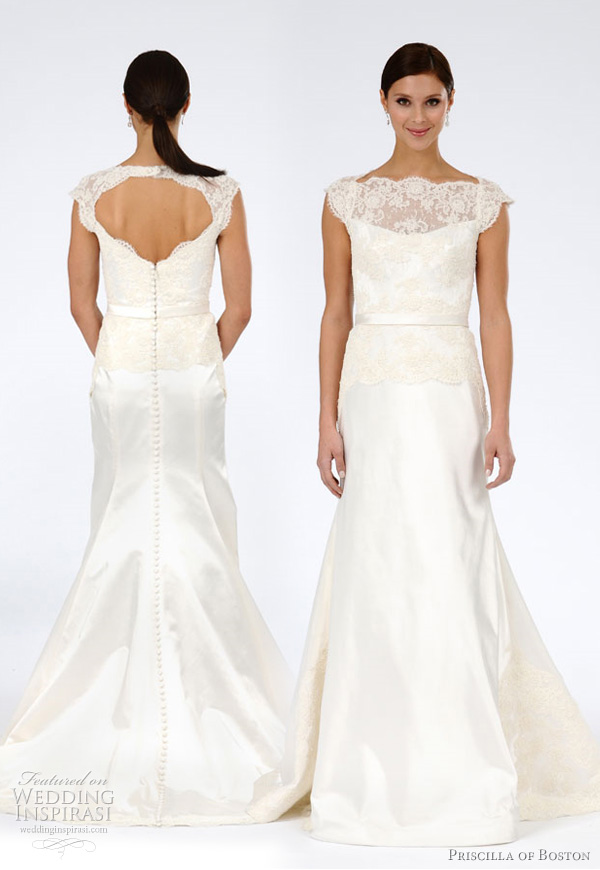 Priscilla Of Boston Wedding Dresses Spring 2016 Bridal Collection